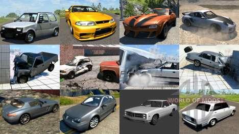 las Características de los juegos BeamNG Drive