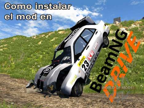 Como instalar los mods en BeamNG.drive