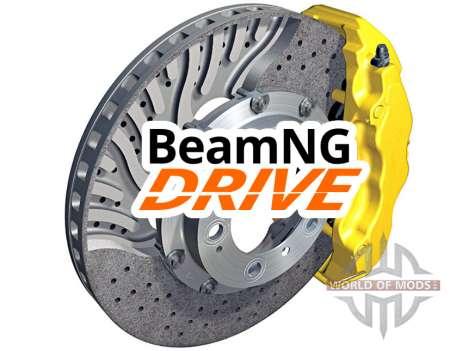 la Eliminación de las correderas en BeamNG Drive