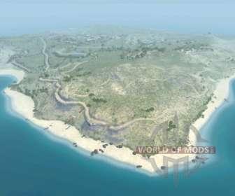 Mapa de BeamNG Drive