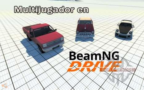 la Verdad sobre el modo multijugador en BeamNG.drive