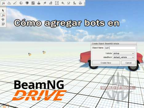 Agregar bots BeamNG.Drive