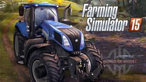 Farming Simulator 2015: Farming Simulator