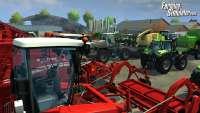 Una gran variedad de maquinaria agrícola - captura de pantalla-FS 2013