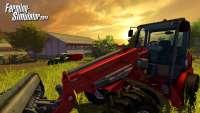 Hermoso orden en la captura de pantalla de la agricultura Simulador farming simulator 2013