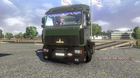Vierta Los Camiones De Euro Truck Simulator 2