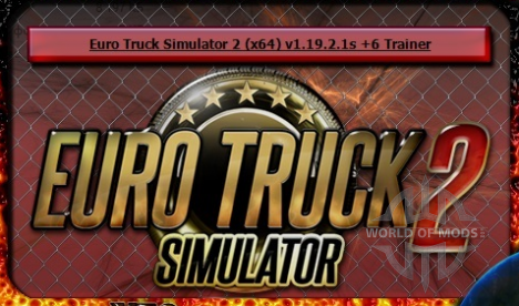 Descargar Euro Truck Simulator 2 trainer