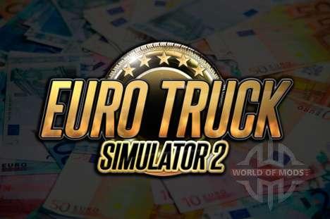 Euro Truck Simulator 2 - Dinero
