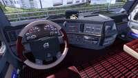 Euro Truck Simulator 2 interior