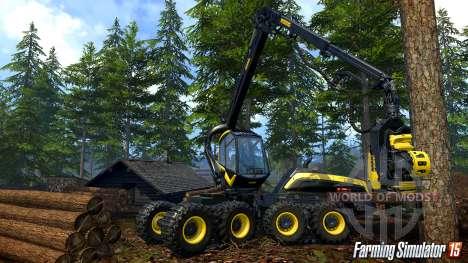 la Actualización para Farming Simulator 2015