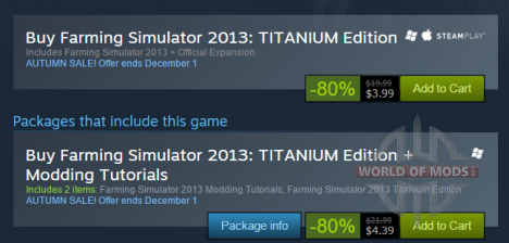 Farming Simulator 2013 -80%