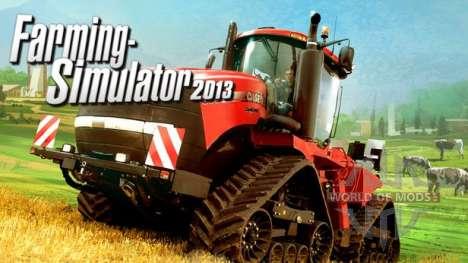 Actualización für Farming Simulator 2013