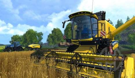 Tracteur Farming Simulator 15