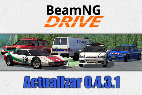 Actualización para BeamNG Drive