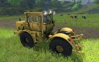 Traktor en der Farming Simulator 2013