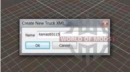Camión nombre de elegir