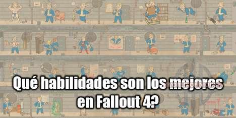 Habilidades en Fallout 4