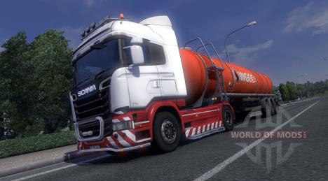 Usted se va a convertir Euro Truck Simulator 2 en línea en el juego?