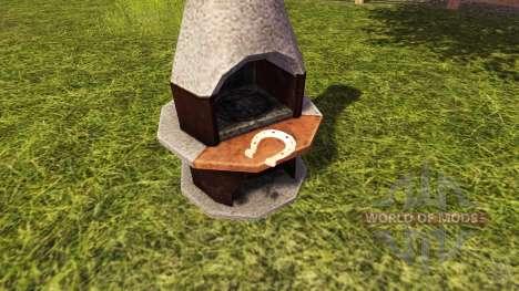 ¿Dónde están las herraduras en Farming Simulator 2013