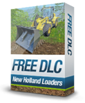 DLC GRATUITO - New Holland Cargadores