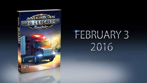 La fecha de lanzamiento de American Truck SImulator