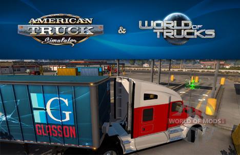 American Truck Simulator y el World of Turcks