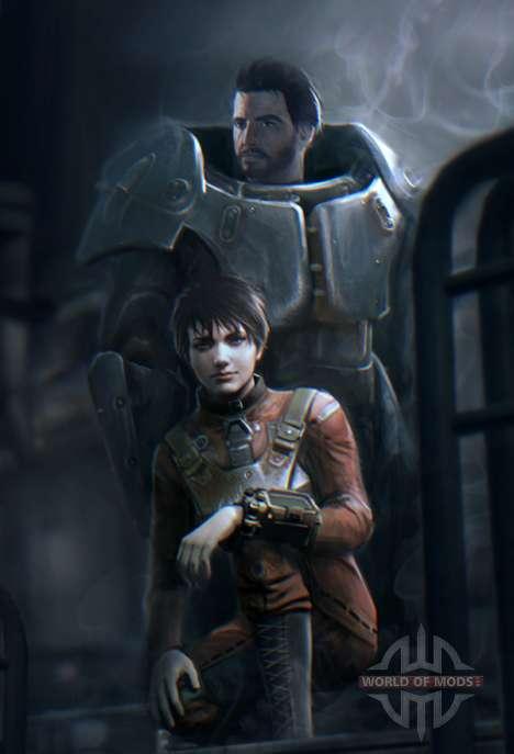 Fallout 4 por shalizeh