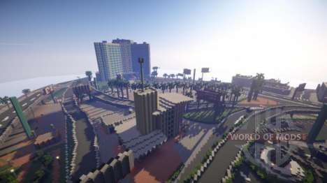 GTA 5 en Minecraft