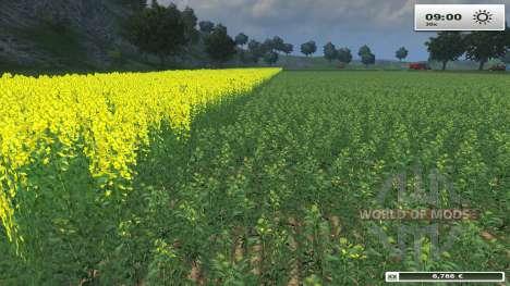 texturas en HD para FS 13