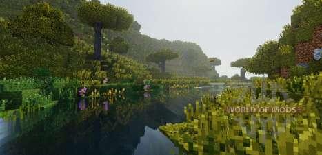 la Vida en los Bosques
