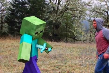 la Película de Minecraft
