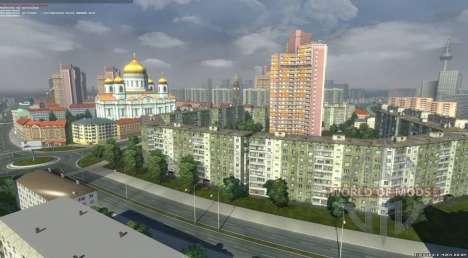 el ruso mods para American Truck Simulator