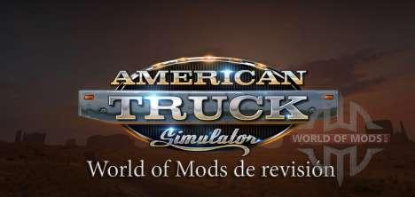 American Truck Simulator de revision