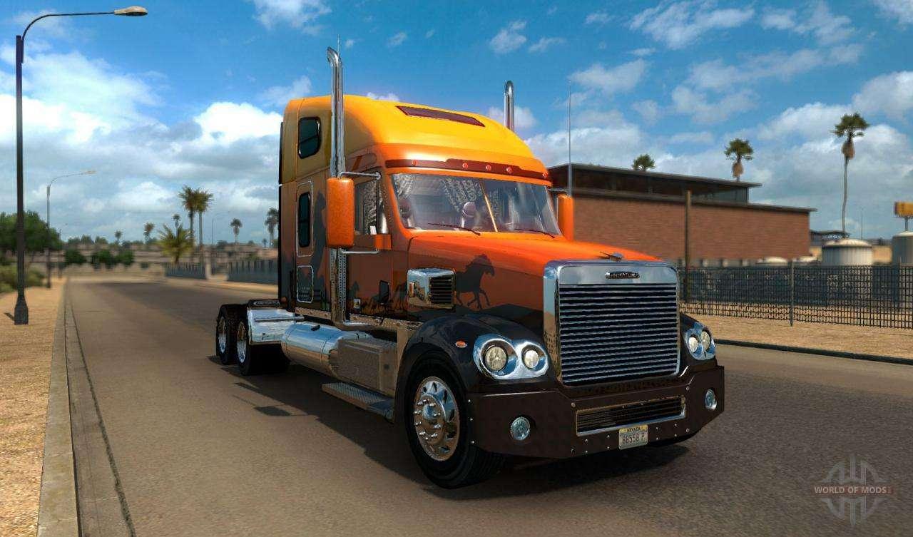 American Truck Simulator coches y camiones - descarga de ATS camiones
