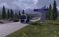 el ruso mapas para American Truck Simulator