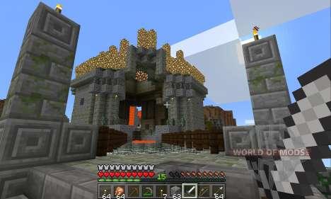 la realidad Virtual en Minecraft
