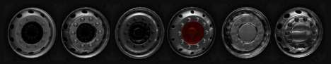 el mejoramiento de las ruedas de personalización