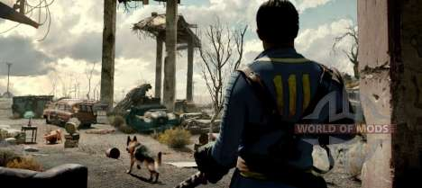 Fallout 4 en el Modo de Supervivencia