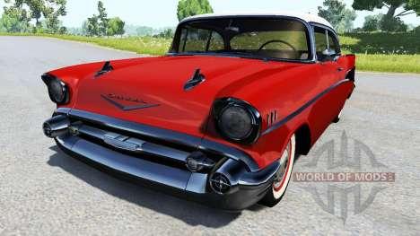 Chevrolet Bel Air Coupe de 1957