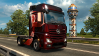 turco camión modelo ETS 2