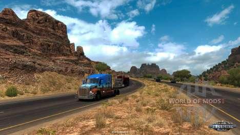 La Arizona ver en American Truck Simulator