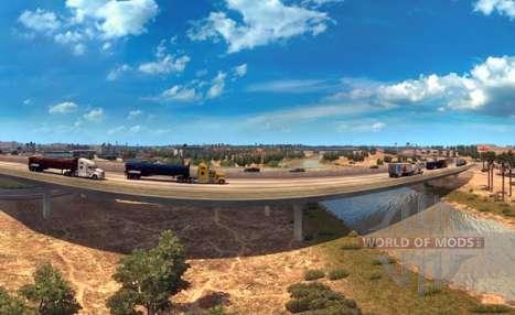 Panoramas de Arizona, American Truck Simulator