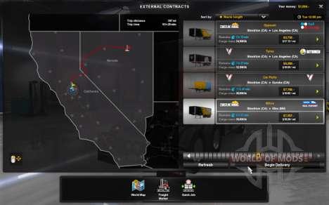 Contratos para American Truck Simulator