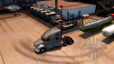 Avanzado Acoplamiento del Remolque American Truck Simulator