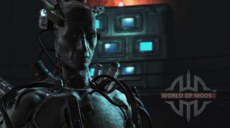 Esta extraña sintetizador es uno de los principales personajes de DLC de Far Puerto para Fallout 4