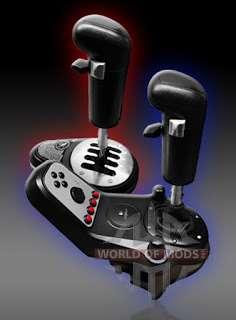 SKRS 18 Velocidad de la palanca de cambios USB para American Truck Simulator
