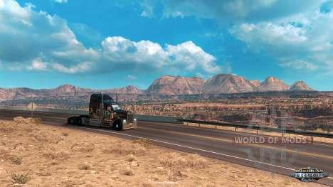 la beta Abierta de la 1.3 actualización para American Truck Simulator