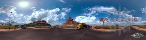 Panorama de Arizona, American Truck Simuulator