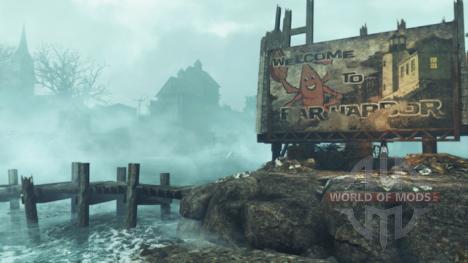 la medida de Puerto DLC para Fallout 4 ya está disponible!