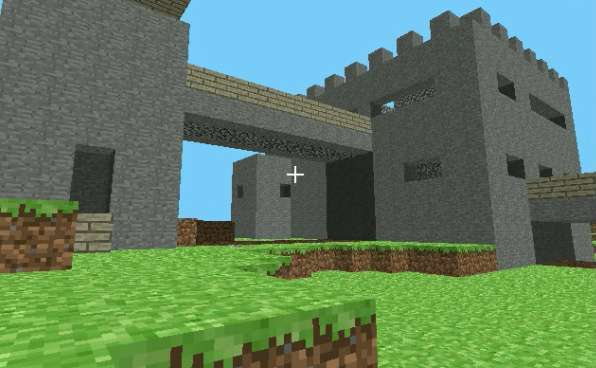 Minecraft para China